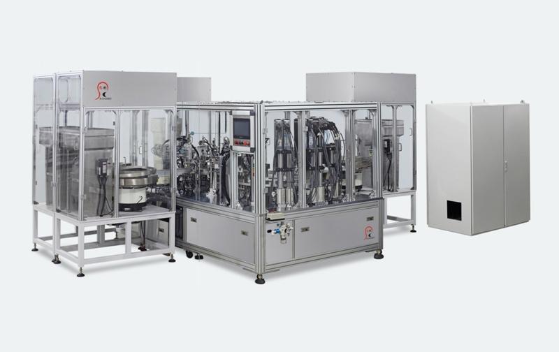 医疗器械自动生产设备-采血针组装机