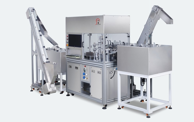 CCD外观检查机系统的发展要素