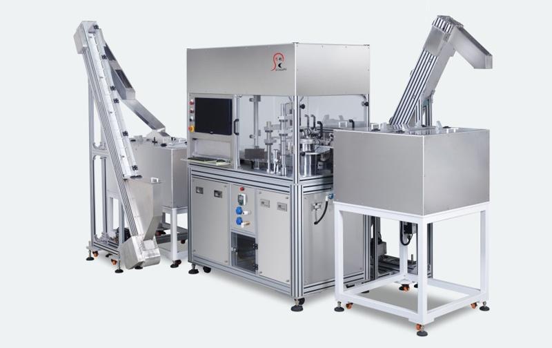 CCD外观检查机系统构件